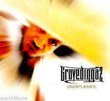 "12"" - Gravediggaz - Unexplained (HIP HOP) MINT, STOCK STORE - NUEVO STOCK TIENDA"