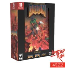 Switch Limited Run #102: DOOM: The Classics Collection Collector's Ed PREORDER