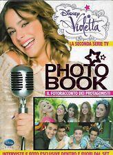 VIOLETTA - PHOTO BOOK