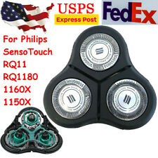 Replacement Shaver Head for Philips Norelco SensoTouch RQ11 RQ1180 1160X 1150X
