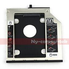 9.5mm SATA 2nd HDD T400s T410s X200 43N3412 W500 Caddy
