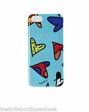BRITTO LIMITED EDITION PREMIUM HARD CASE FOR IPHONE 5 - BABY BLUE