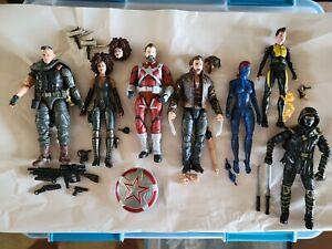 Hasbro Marvel Legends MCU Movies lot of action figures