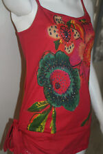BNWT Pink Desigual Top Size Medium