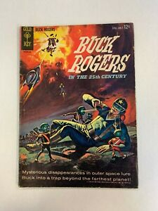 Buck Rogers In The 25th Century #1 1964 1st Silver Age appearance of Buck
