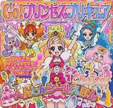 Go! Princess Precure Transform Sticker Picture Book