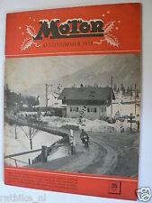 MO5352-SCOOTERS,VENUS,DIANA,DERNY,VICTORIA BERGMEISER ZUNDAPP NEWS 1954,DKW RENN