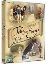 Tales From Europe: The Singing Ringing Tree / The Tinderbox - DVD NEW & SEALED