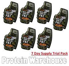 7 Packs 28 Caps / Pack Grenade Thermo Detonator Samples Fat Burner Slimming