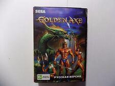 Golden Axe Sega Genesis Mega Drive.
