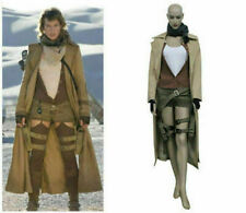 Resident Evil Extinction Alice Cosplay Costume Halloween Jacket Shirt Pants