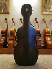 B&C Bogaro & Clemente Montagnana Cellokasten Celloetui Cellokoffer Carbon