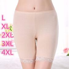 Women Safety Pants Large Size 4XL Pants Leggings Boyshort Underwear Women