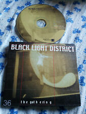 The Gathering BLACK LIGHT DISTRICT cd rare digipack