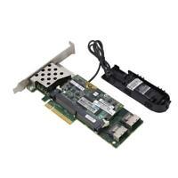 For HP Server Cache Array Card P410 512MB 6Gb/s SATA/SAS Controller Raid 0 1 5