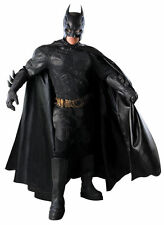 BATMAN Grand Heritage Mens Costume Dark Knight Collector Halloween Theater Suit