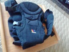 Molto Baby Carrier Black In Very Good Condition
