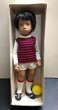 "16"" Limited Vinyl Doll Sasha Series ""Gregor Football Soccer"" W/ Box #S"