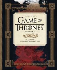 Inside Hbo's Game of Thrones - Season 3 and 4 by C. A. Taylor (2014, Hardcover)