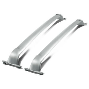 For 2013-2018 Infiniti JX35 QX60 OE Style Roof Rack Top Rail Aluminum Cross Bar