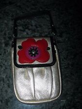 BRIGHTON POPPYWALK MEDIA CASE...NWT