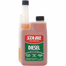STA-BIL BOAT MARINE TRUCK DIESEL FUEL STABILIZER & CLEANER 32oz TREATS 320 GAL