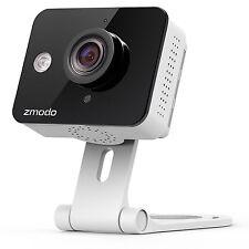 Zmodo Mini IPC WiFi 720p Wireless Security Home Camera with 2-way Audio