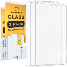 Mr Shield For Kyocera DuraForce E6560 Tempered Glass Screen Protector Perfect.