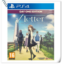 PS4  ROOT LETTER: LAST ANSWER SONY PLAYSTATION PQube Adventure Games