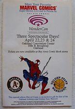 AMAZING SPIDER-MAN #277 ULTRA RARE WONDER CON PROMO ISSUE - LOW PRINT - SCARCE!!