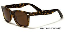 POLARIZED Mens Womens Vintage Retro 80s Sunglasses Fishing Golf Glasses