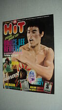 HIT 044 (9/75)BRUCE LEE JULIEN CLERC STONE WILLIAM SHELLER Roddy McDowall DASSIN