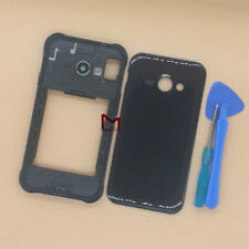 For Samsung Galaxy J1 Ace SM-J110 black Housing Middle Frame Battery Cover