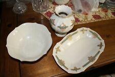 Lenox Catalan, 3 Pieces, Serving Bowl, Tray, Vase