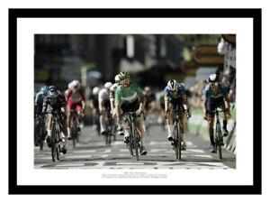 Mark Cavendish Equals Merckx's Record 2021 Tour De France Cycling Photo