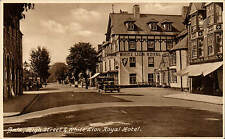 Bala. High Street & White Lion Royal Hotel # 86474 by Frith.
