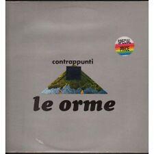 Le Orme Lp Vinile Contrappunti / Philips 6323035 Successo Nuovo