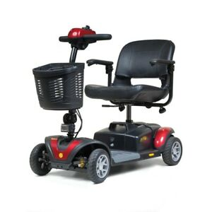 Golden Technologies Buzzaround XLS 4 Wheel Portable Electric Scooter GB147S NEW!