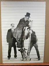vintage The Marx Brothers black and white poster 2973