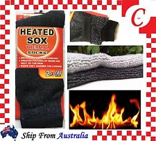 4prs Women Cushion Thick Warm Thermal Camel Wool Heat Work Socks Heavy Duty BULK