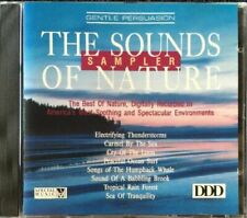 Gentle Persuasion The Sounds Of Nature  Sampler CD