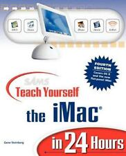 iMac in 24 Hours by Gene Steinberg (2002, Paperback, Revised)