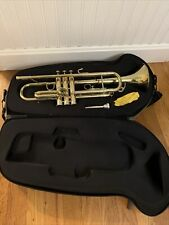 First Act Trumpet with original case Excellent Condition!! Stand Included