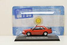 RENAULT FUEGO GTA MAX 1991 ALTAYA 1/43 NEUF EN BOITE BLISTER