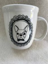 """Natural Life """"All You Need Is Love and a Dog"""" Boston Terrier Dog Coffee Mug Cup"""