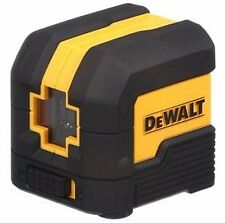 Dewalt 50' Cross-Line Laser Level DW08801 Self-Leveling Beams Free Shipping New