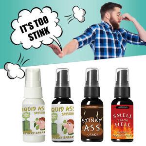 New Hot LIQUID ASS Mist Fart Stink Spray Prank STINK BOMB L1