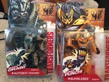 2 2013 transformers bumblebee and quick draw