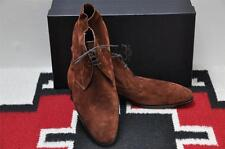 Gaziano & Girling Arran Suede Leather Ankle Boots 8 D