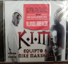 Equipto & Mike Marshall K.I.M. CD SUPER RARE O.O.P BAY AREA RAP COMPILATION